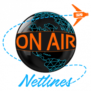 LOGO On Air Netlines Agence Web