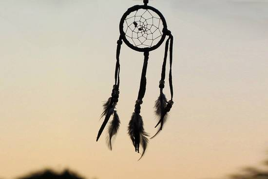 dreamcatcher attrape reve libre de droit